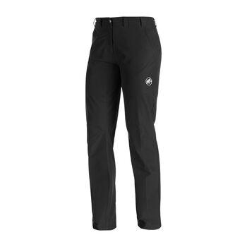 Mammut Hiking Pants Damen schwarz