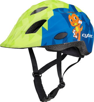 Cytec  Yangsta 2.10 Kinder-helm, Rücklicht integriert, blau