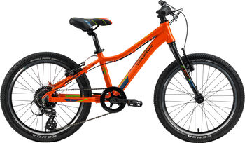 "GENESIS Evolution JR20 Lite Mountainbike 20"" orange"