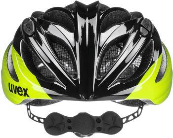 Uvex Boss Race Fahrradhelm grau