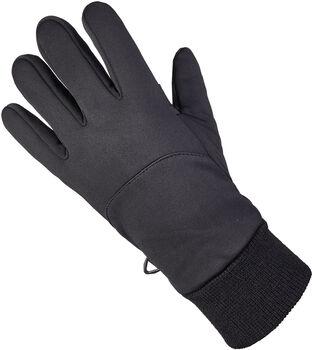 Areco Softshell Handschuhe schwarz