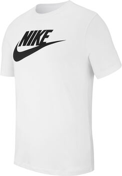 Nike Sportswear Icon Futura T-Shirt Herren weiß