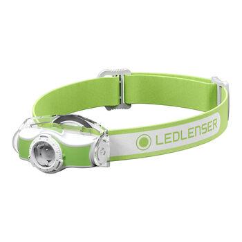 LedLenser MH5 Stirnlampe grün