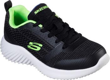 Skechers  BounderKd. Fitnessschuh schwarz