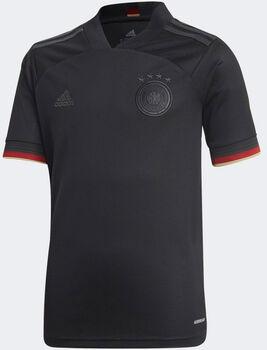 adidas Deutschland 20/21 Auswärtstrikot schwarz