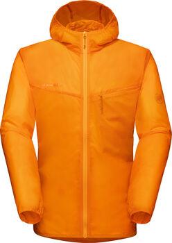 MAMMUT Convey WB Hooded Wanderjacke Herren orange