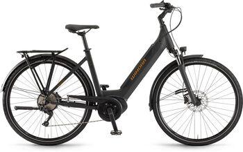 WINORA Sinus i10 46cm E-Trekkingbike schwarz