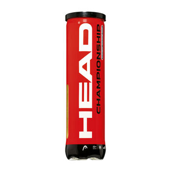 Head Championship 3-er Pack Tennisbälle gelb