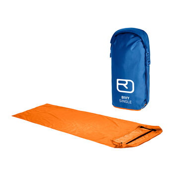 ORTOVOX Bivy Single Biwaksack orange