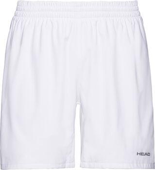 Head Club Shorts Herren weiß
