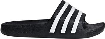 adidas Adilette Aqua Wellnesssandalen schwarz