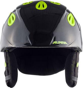 ALPINA Grap 2.0 Skihelm schwarz
