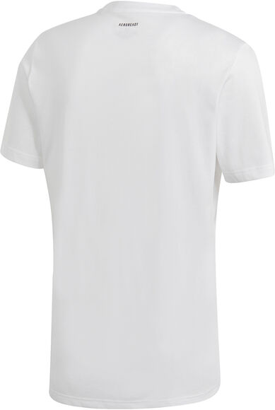 Hyperreal Vertical Logo T-Shirt