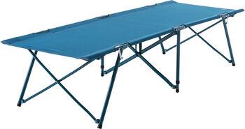 McKINLEY Camp Cot Campingliege blau