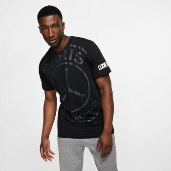 Nike Paris Saint Germain T-Shirt  Herren schwarz