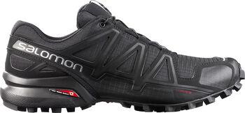 Salomon Speedcross 4 Traillaufschuhe Herren schwarz