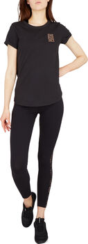 ENERGETICS Java T-Shirt Damen schwarz