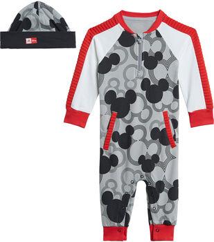 adidas Disney Mickey Mouse Overall mit Mütze grau