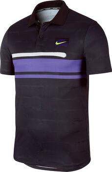 Nike Court Advantage T-Shirt Herren schwarz