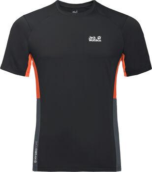 Jack Wolfskin Narrows T-Shirt Herren schwarz