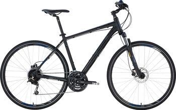 """GENESIS Speed Cross SX 4.9 Crossbike 28"""" Herren schwarz"""