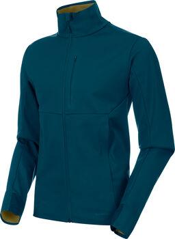 MAMMUT Ultimate V SO Jacket Herren blau