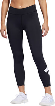ADIDAS Circuit Badge of Sport 7/8 Tights Damen schwarz