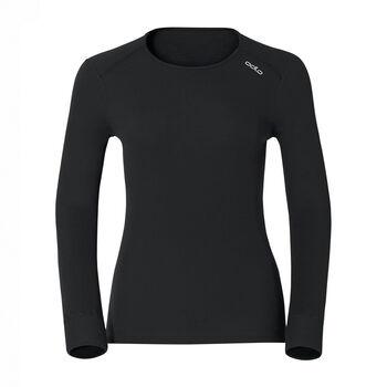 Odlo Warm Unterhemd Damen schwarz
