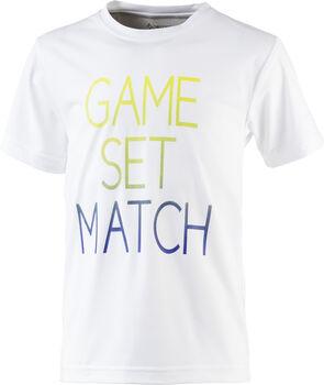 TECNOPRO Pablo II Tennisshirt weiß