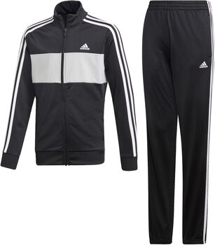 adidas Tiberio Trainingsanzug Jungen schwarz
