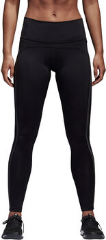 ADIDAS Believe This High-Rise Mesh Tights Damen schwarz