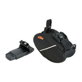 KTM Satteltasche schwarz