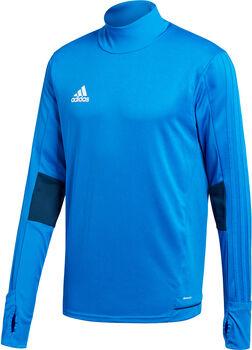 ADIDAS TIRO17 TRG TOP Trainingsshirt Herren blau