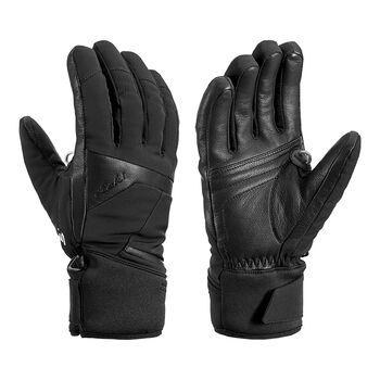 Leki Equip S GTX Skihandschuhe Damen schwarz