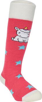 McKinley Socky II Kd.Skisoc Mädchen pink