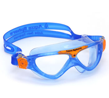 Aqua Sphere Vista Kid Schwimmbrille blau