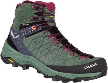 Salewa Alp Trainer 2 MID Trekkingschuhe Damen grün