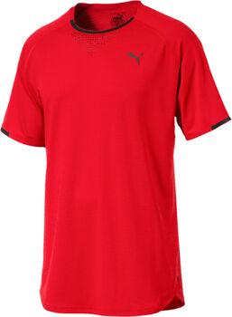 Puma Energy Laser SS T-Shirt Herren rot