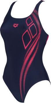 Arena  spirit swim pro backDa. Schwimmer Damen blau
