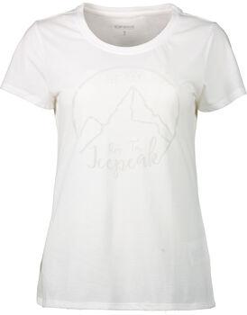 Icepeak Brooker T-Shirt  Damen weiß