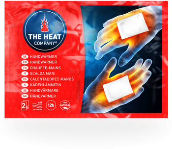 The Heat Company The Heat Handwärmer  weiß
