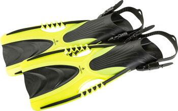 TECNOPRO  F5 Cverstellbare Flosse gelb