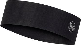 CoolNet® Slim R-Solid Black Stirnband