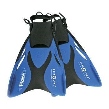Aqua Lung Flame Schwimmflosse blau