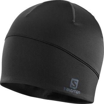 Salomon ACTIVE BEANIE. Mütze schwarz