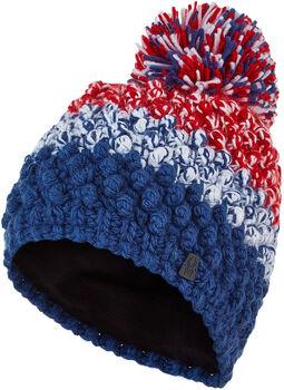 Spyder Brrr Berry Mütze Damen blau