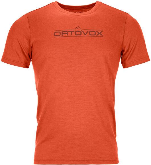 185 Merino 1ST Logo T-Shirt