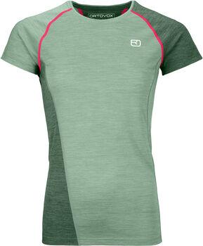 ORTOVOX 120 Cool Tec Fast T-Shirt Damen grün