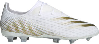 adidas X Ghosted.2 FG Fußballschuhe Herren weiß