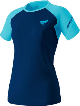 DYNAFIT Alpine Pro Laufshirt Damen blau